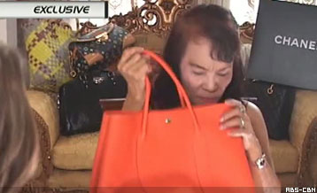 Mommy Dionisia Shows P1m Hermes Bag Abs Cbn News