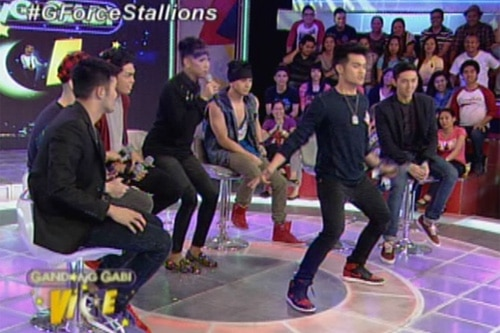 G Force Stallions Dance Sexy And I Know It On Ggv