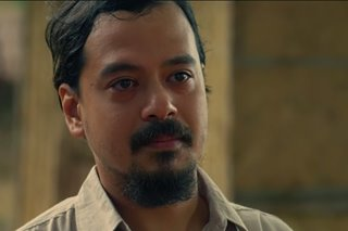 John Lloyd's appearance in 'Culion' movie is only a cameo, in case the trailer misled anyone