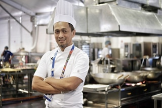 VIDEO: Inside the much talked about kitchen of the 30th SEA Games