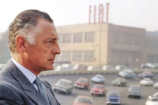 Agnelli: playboy, paragon of style, working man's hero