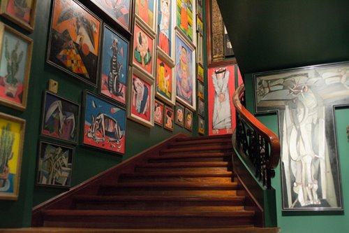 Beyond walls: Paulino Que's hunger for art knows no boundaries