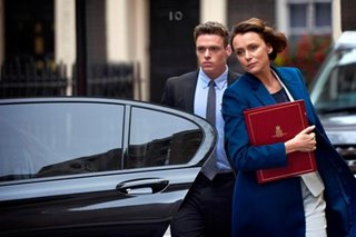 The 2-minute review: Bodyguard thrusts us into nerve-rattling scenarios, plausibility be damned