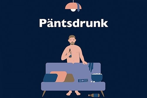 We tried the Finnish art of drinking at home alone in your underwear. These are our findings