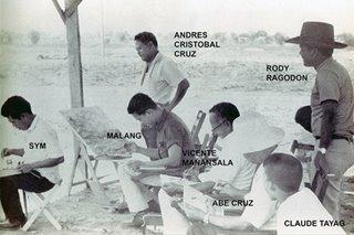 How a boyhood photograph gave Claude Tayag his calling