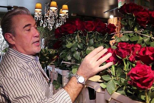 VIDEO: On Valentine's eve, a peek into Manila's premier flower shop