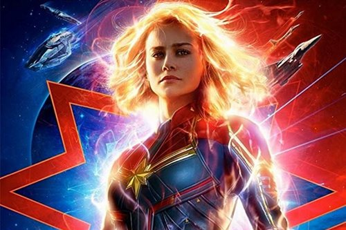 Captain Marvel is not only breaking box office records, it also speaks volumes of our times