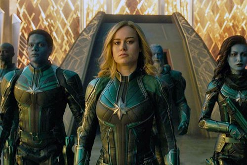 "We made a tally of the good and not-so-good things about ""Captain Marvel""…"