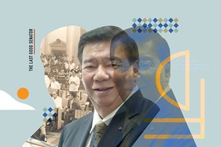 The Last Good Senator: Franklin Drilon