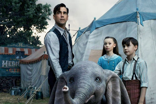 Review: This Dumbo wanted to fly but is weighed down by a deficient script