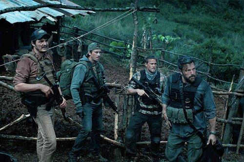 Review: Triple Frontier looks better on paper than in execution