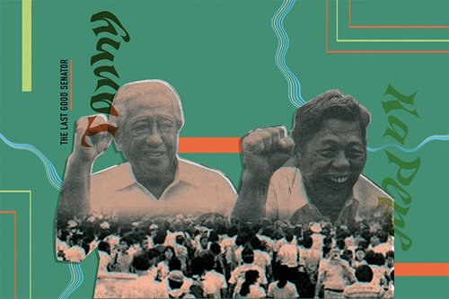 The Last Good Senator: Lorenzo M. Tañada and Jose Diokno