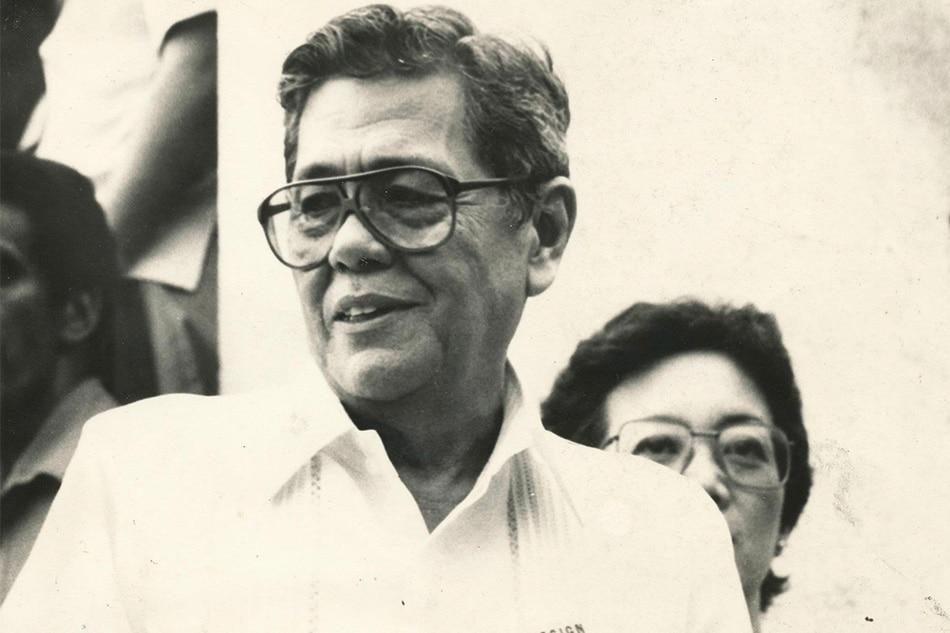 The Last Good Senator: Lorenzo M. Tañada and Jose Diokno 4