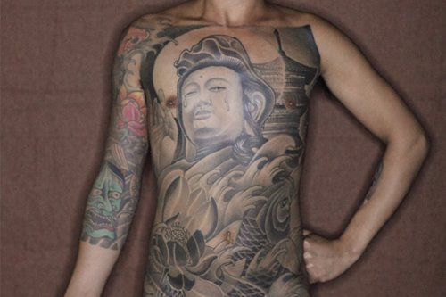 The beauty and notoriety of Japanese tattoos (and where you can have one done in Manila)
