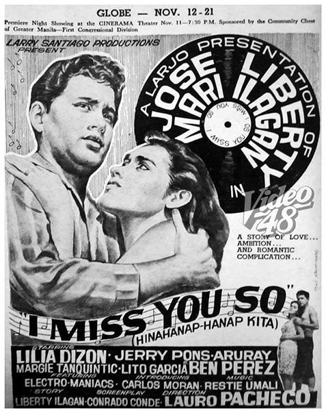 "He was Philippine cinema's original ""Baby Face"" 19"