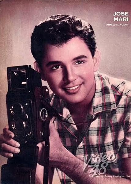 "He was Philippine cinema's original ""Baby Face"" 25"