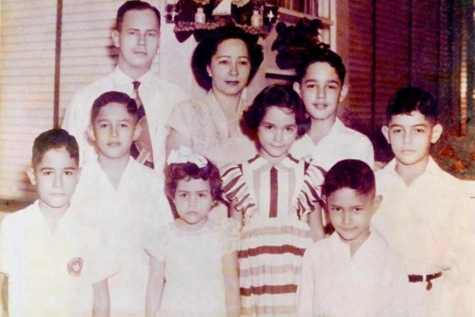 "He was Philippine cinema's original ""Baby Face"" 7"