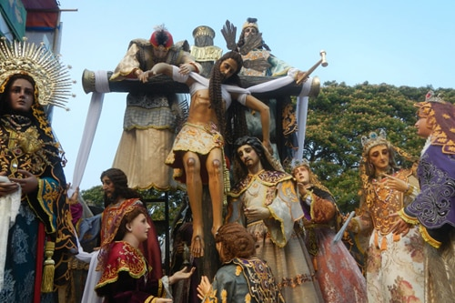 From Quiapo to Guimaras: the processions you can join during Lent
