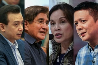 Endgame: here are the separate legacies of the four Philippine senators on their way out