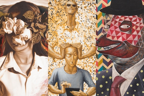 These contemporary Filipino artists will be showcased in Pinto International's show in Italy