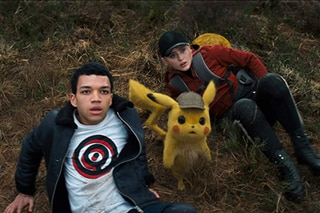Review: While charming, Pokémon Detective Pikachu defaults to generic bombast