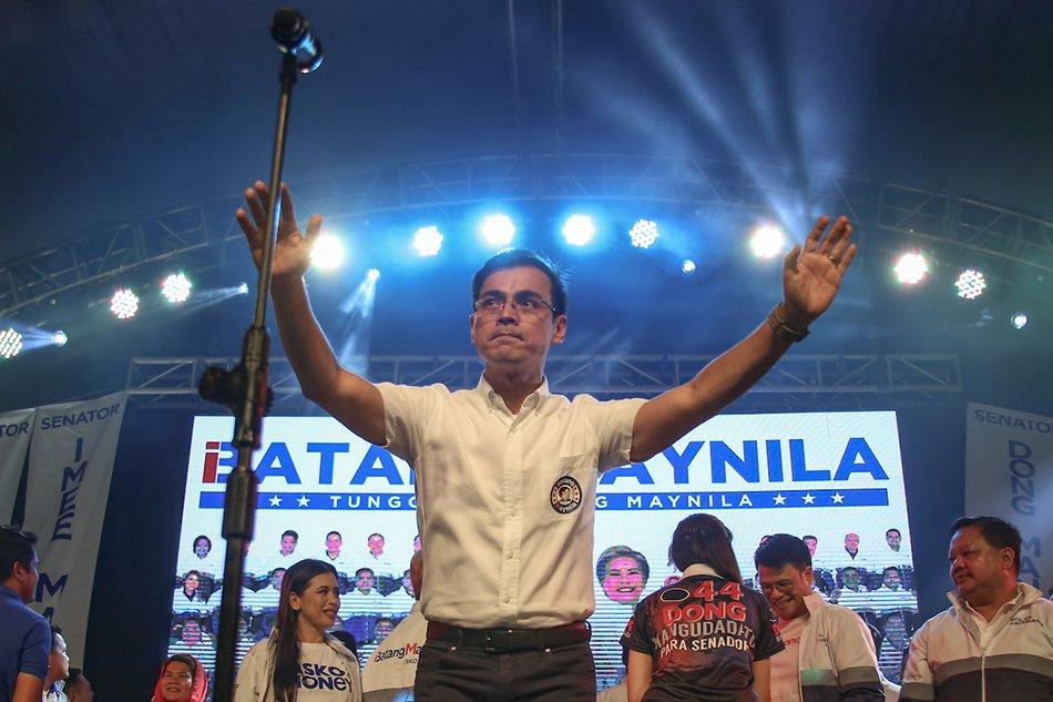 Manila Mayor Isko Moreno on Thursday postponed his planned oath-taking with Aksyon Demokratiko to address