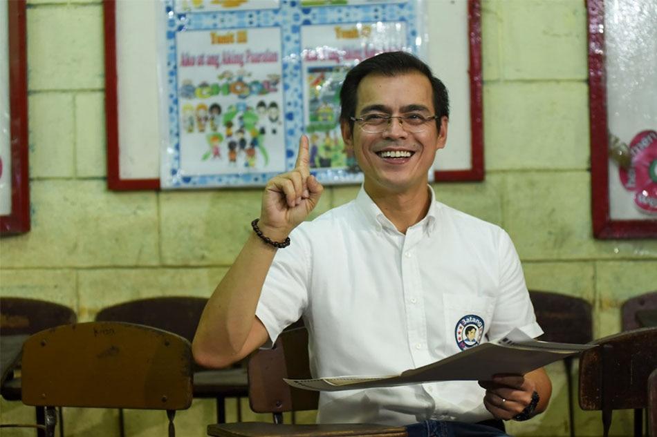 Moreno says to preserve Arroceros Forest Park, Manila Zoo
