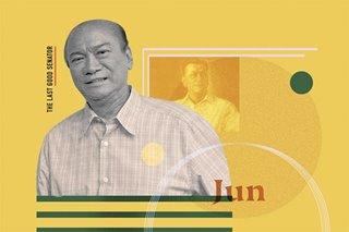 The Last Good Senator: Ramon Magsaysay, Jr.