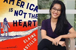 Encounter: Acclaimed Fil-Am writer Elaine Castillo on 'white gaze,' and writing to move on