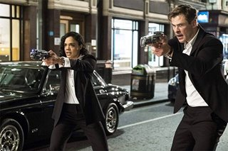 Review: 'Men In Black: International' feels plastic and claustrophobic