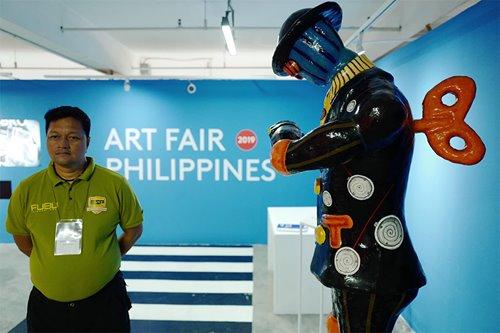 10 of Manila's top galleries break away from Art Fair Philippines