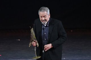 VIDEO: the late Eddie Garcia on his accidental foray into stardom