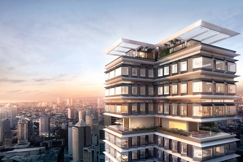 Life at the top: where the world's lavish penthouses can be found