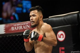 Back from rock bottom, Rolando Gabriel Dy seeks another chance at UFC glory