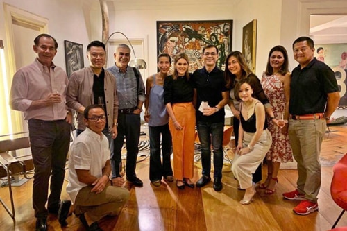 We have the details on Mayor Isko's Saturday dinner with the country's top tycoons