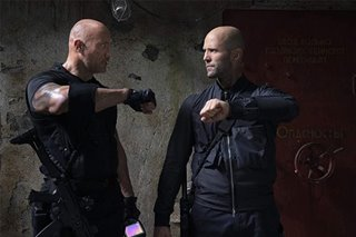 Review: 'Fast & Furious Presents: Hobbs and Shaw' is both smart and brainless