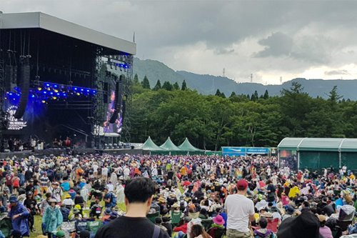 This festival in the mountains of Japan should be on every music lover's bucket list