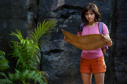 Review: If you think you're not into Dora The Explorer, this Dora movie will pleasantly shock you