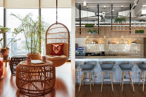 This office in BGC is designed to make work feel like a holiday break