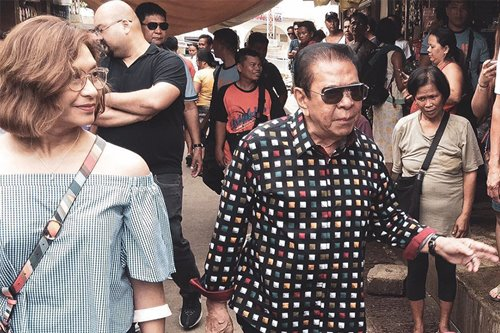 Ces & The City: The wide, wild world of Mayor Chavit, King of the North