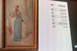 "From P18M, ""La Pintura"" by Hidalgo sells for a record-breaking P78M"