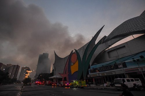 'I will miss my theaters the most,' says Lisa Macuja-Elizalde on the fire that engulfed Star City