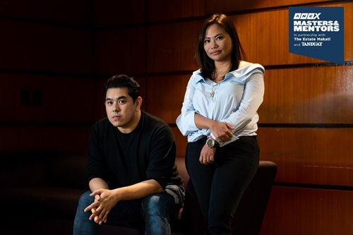 Journos Jeff Canoy and Nadia Trinidad talk about the importance of mentors in the newsroom