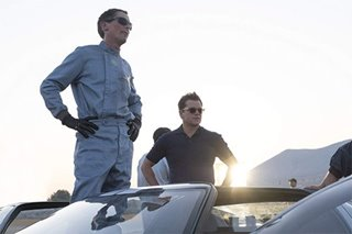 Review: 'Ford V Ferrari' is an entertaining underdog story with really nice cars