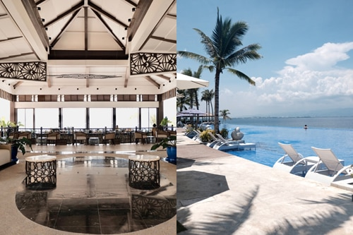 This Dusit Hotel in Mactan, Cebu boasts the best sunset view in the island