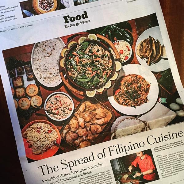 Meet Ligaya Mishan, the New York Times writer telling the world about Filipino food 12