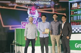 GrabFood celebrates their first anniversary in the Philippines by recognizing success and growth of merchant-partners