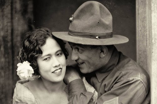The first Filipino movie star in Hollywood is a woman