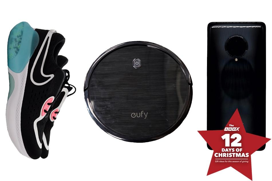 Nike's new beady Joyride and a couple of sleek smartphones  The ANCX 12 Days of Christmas 2