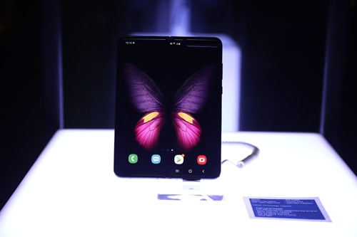 Samsung Galaxy Fold arrives on our shores with Smart Infinity